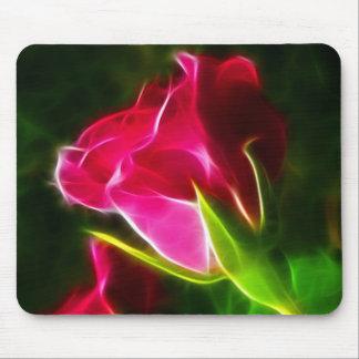 ばら色のファンタジーのマウスパッド マウスパッド