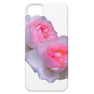 ばら色の花のiPhone 6/6sの箱 iPhone SE/5/5s ケース