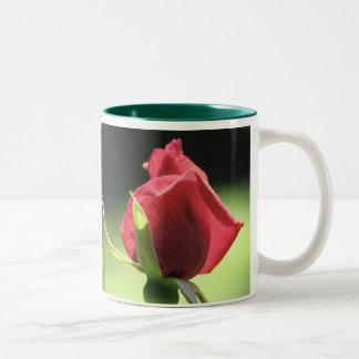 ばら色の芽 ツートーンマグカップ