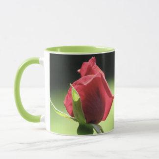 ばら色の芽 マグカップ