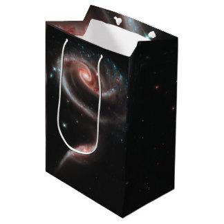 ばら色の銀河系 ミディアムペーパーバッグ