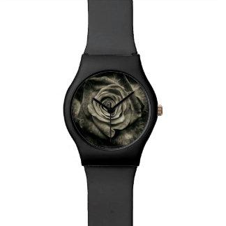 ばら色の~の腕時計 腕時計