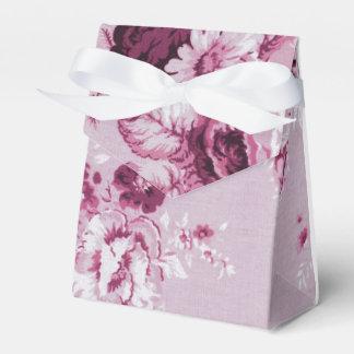 ばら色水ピンク花のToile No.5 フェイバーボックス