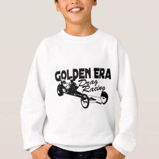 ぱちんこDragsterを競争させる黄金期のドラッグ スウェットシャツ