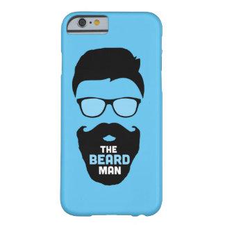 ひげの人の例 BARELY THERE iPhone 6 ケース