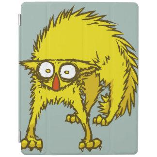 ひどく神経質にされた猫 iPadスマートカバー
