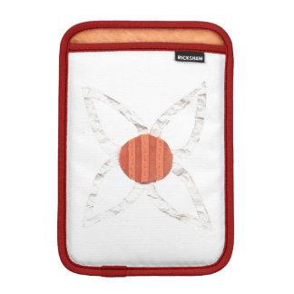 ひな菊の花輪の私パッドの小型袖 iPad MINIスリーブ