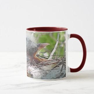 ひな鳥 マグカップ