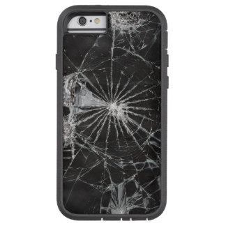 ひびの質の表面 TOUGH XTREME iPhone 6 ケース