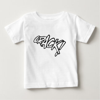 ひび! 幼児Tシャツ ベビーTシャツ