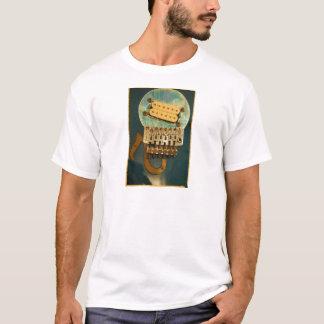ひもでつながれる最高 Tシャツ