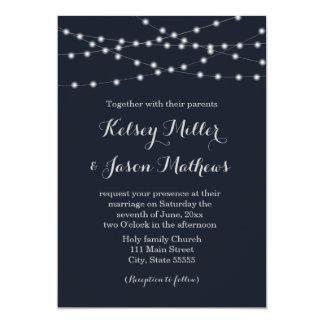 ひもは結婚式招待状をつけます カード