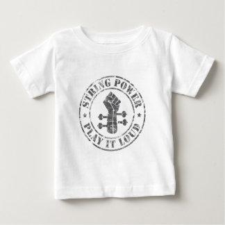 ひも力 ベビーTシャツ