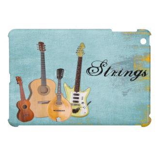 ひも4の弦楽器 iPad MINI CASE