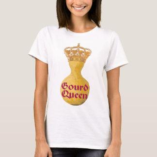 ひょうたんの女王 Tシャツ