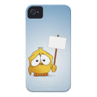 ひよこおよびsignboard Case-Mate iPhone 4 ケース