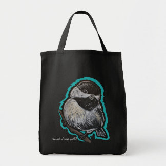 ひよこdeeのdee! 買い物袋か戦闘状況表示板 トートバッグ