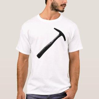 びょう打ちハンマー Tシャツ