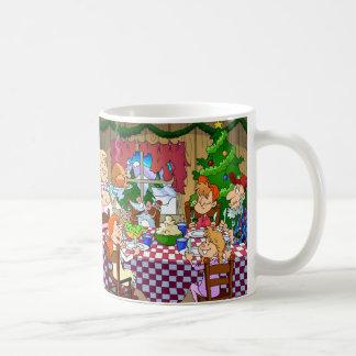 ふくろねずみの夕食のマグ コーヒーマグカップ