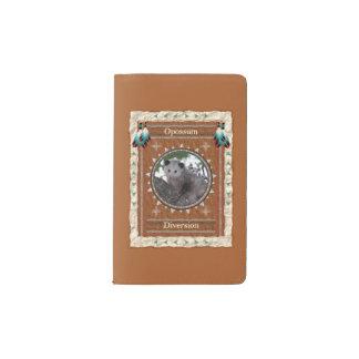 ふくろねずみ-転換のノートのモールスキンカバー ポケットMoleskineノートブック