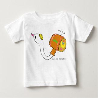 へびこづち,HEBI KODUCHI ベビーTシャツ