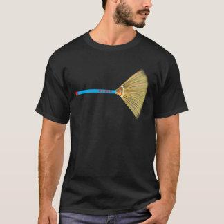 ほうき Tシャツ