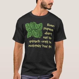 ほうれんそう(Popeye)のワイシャツ Tシャツ