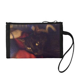 ほとんどのハンサムな猫のバッグ コインパース