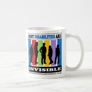 ほとんどの不能は見えないです-マグ コーヒーマグカップ