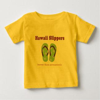 ほとんどの快適なスリッパ ベビーTシャツ