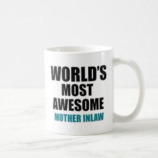 ほとんどの素晴らしい義母 コーヒーマグカップ