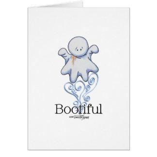 ほとんどの美しく小さい幽霊 カード