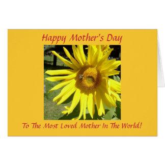 ほとんどのLへの幸せな母の日、… カード