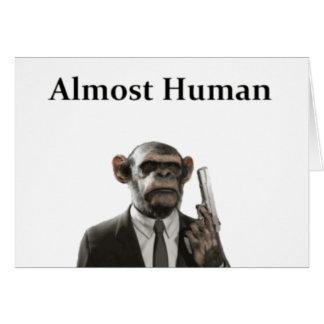 ほとんど人間 カード