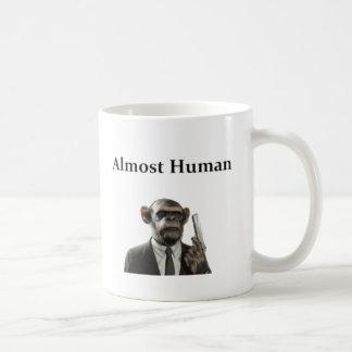 ほとんど人間 コーヒーマグカップ