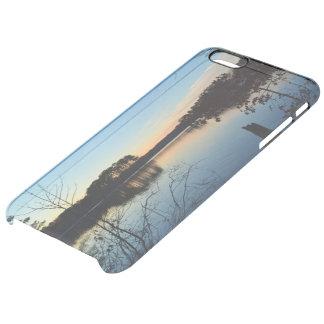ほとんどShirleyテイラー著」行く日没「 クリア iPhone 6 Plusケース
