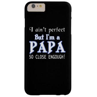 ほぼ完全なパパ BARELY THERE iPhone 6 PLUS ケース