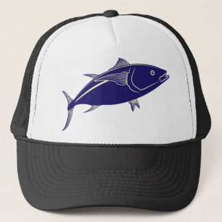 ほんまぐろの魚 キャップ