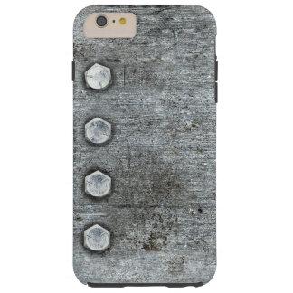 ぼろぼろの金属 iPhone 6 PLUS タフケース