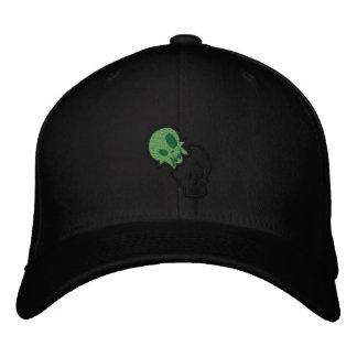 ぽっちゃりした私のLilのゾンビの帽子 刺繍入りキャップ
