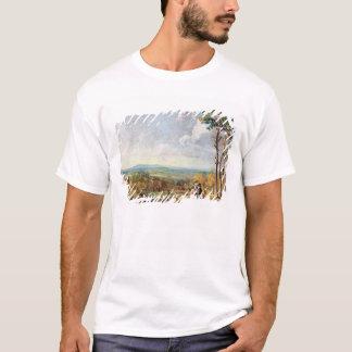 まぐわ1821年の方に見るHampsteadのヒース(油 Tシャツ