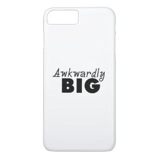 まずく大きいおもしろい諺 iPhone 8 PLUS/7 PLUSケース