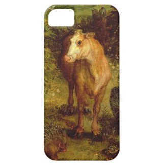 または地上の楽園、牛の詳細、po埋めて下さい iPhone SE/5/5s ケース
