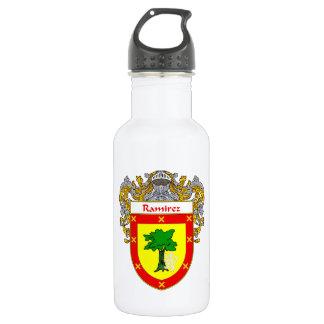 または家紋ラミレスの紋章付き外衣 ウォーターボトル