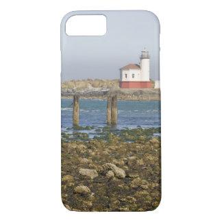 または、オレゴンの海岸、BandonのCoquilleの川2 iPhone 8/7ケース