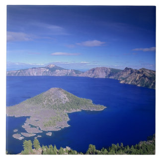 または、crater湖NP、魔法使いの島そして噴火口 タイル