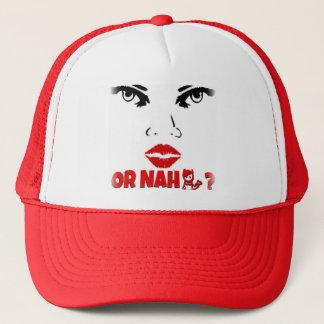 """""""またはNAH""""トラック運転手の帽子 キャップ"""