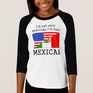 またアメリカ人のメキシコ人 Tシャツ