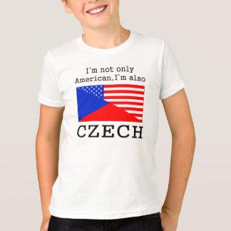 またアメリカ人チェコ Tシャツ