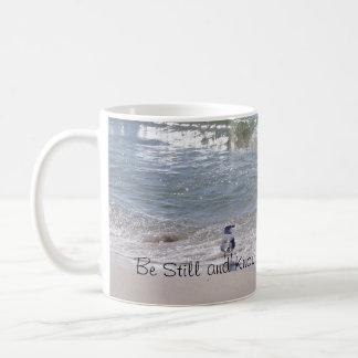 まだあり、…知って下さい コーヒーマグカップ